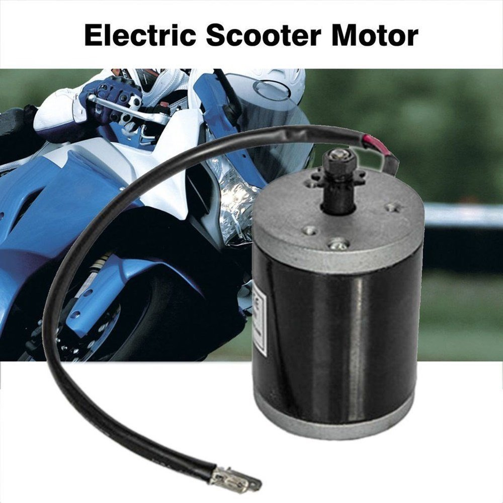 scooter Electric Motor 12V 100W Small Surf Electric Special Motor LS by scooter