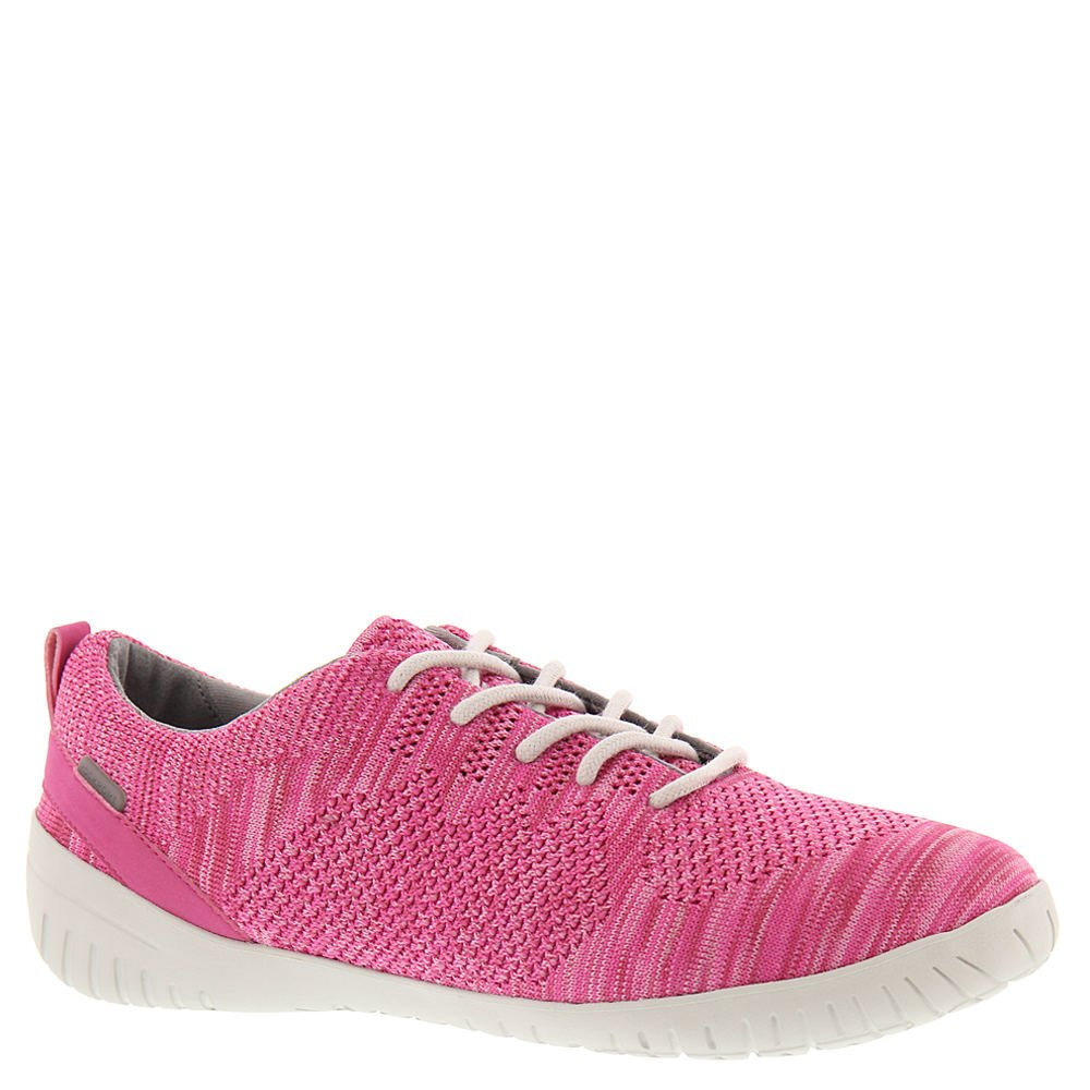Rockport Women's Raelyn Knit Tie Fashion Sneaker B01NBYR75D 8 B(M) US|Pink