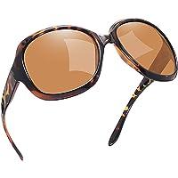 Joopin Gafas de Sol para Mujer Polarizadas de Moda Protección UV400 de Gran Tamaño Gafas…
