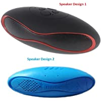 Generic Mini Rugby Rechargeable Bluetooth Wireless Speaker