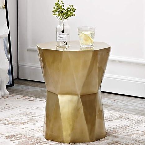 Mesita pequeña Mesa de centro de 42 cm de altura, mesa ...