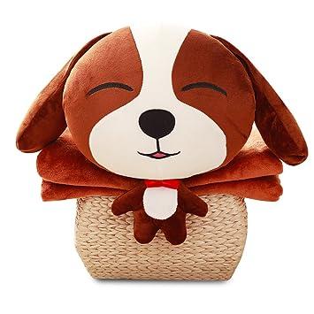 Amazon Com Nas Aostar Pillow Blanket Plush Stuffed Animal Toys