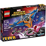 LEGO Super Heroes Guardians of The Galaxy The Milano vs. The Abilisk 76081 Building Kit (460 Pieces)