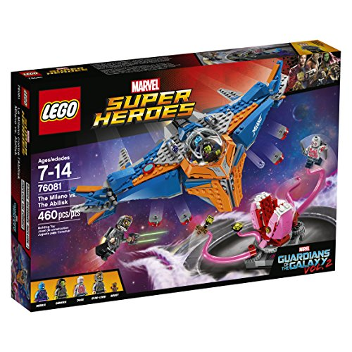 LEGO Super Heroes Guardians of The Galaxy The Milano vs. The Abilisk