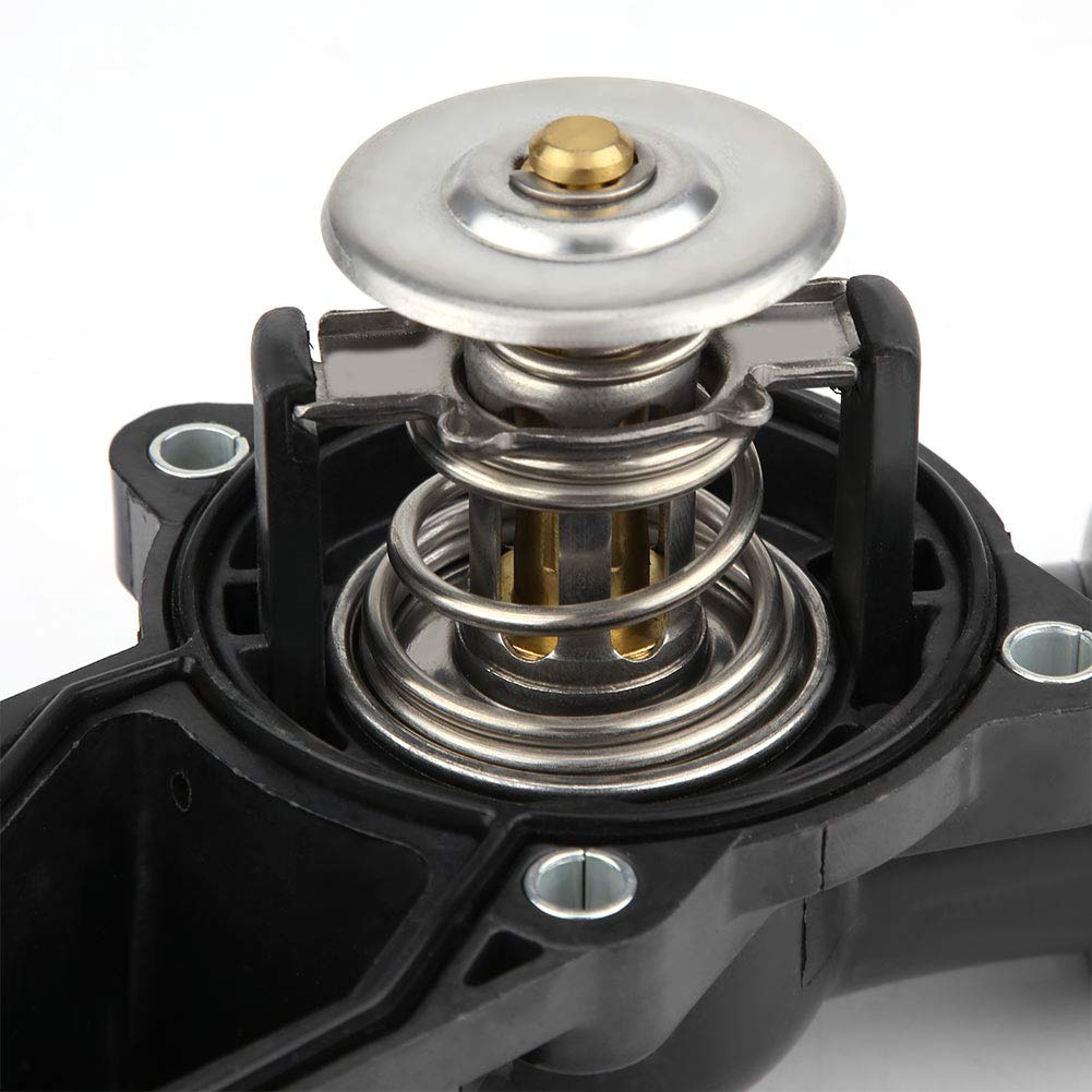 termostato del refrigerante para el motor de autom/óvil con la carcasa para E46 318 320 323 325 328 330 11531437040 Termostato del coche