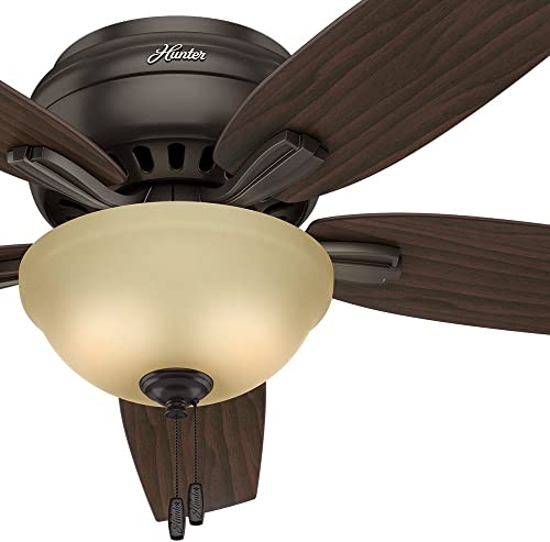 Hunter Fan 52in Hugger Ceiling Fan