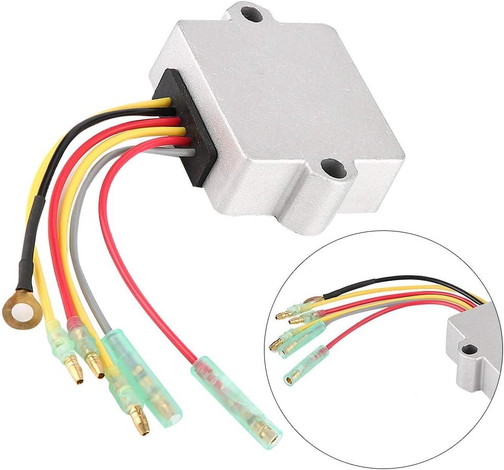 815279-3 883072T Regolatore raddrizzatore di tensione per raddrizzatore del regolatore di tensione a 6 fili Mercury Mariner fuoribordo