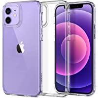 Spigen iPhone 12/12 Pro Case Ultra Hybrid - Crystal Clear