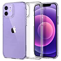 Spigen Ultra Hybrid Designed for iPhone 12 Case (2020) / Designed for iPhone 12 Pro Case (2020) - Crystal Clear
