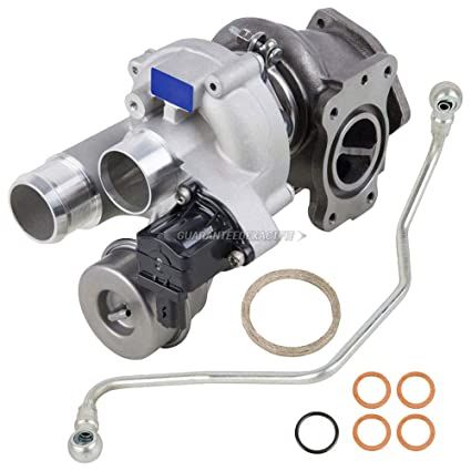 New Turbo Kit With Turbocharger Gaskets & Oil Line For Mini Cooper Countryman - BuyAutoParts 40