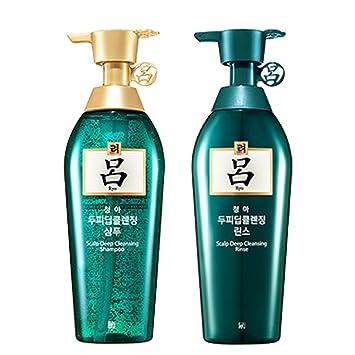 Amazon com : Ryoe Cheong Ah Scalp Deep Cleansing Shampoo 16 9Oz