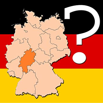 Map Of Germany Quiz.Amazon Com Germany Map Quiz Appstore For Android