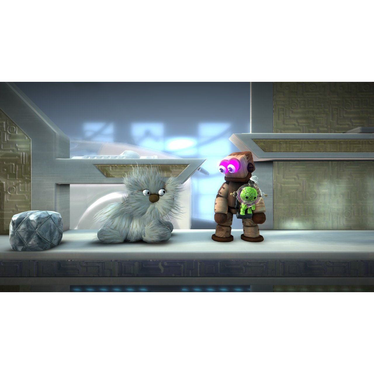 LittleBigPlanet 2 Special Edition Move Bundle - Playstation 3 by Sony (Image #3)