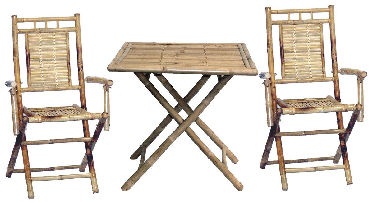 Amazon.com  3 Piece Bistro Set  Outdoor And Patio Furniture Sets  Garden \u0026 Outdoor  sc 1 st  Amazon.com & Amazon.com : 3 Piece Bistro Set : Outdoor And Patio Furniture Sets ...