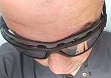 These are fantastic goggles/glasses...out of the box! (non-slim model)