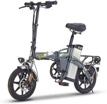 Bicicleta eléctrica Bicicleta Plegable Generación Conducción ...