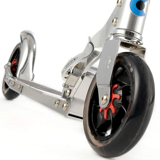 Micro Mobility SA0142 Speed+ - Patinete, Color Plateado ...