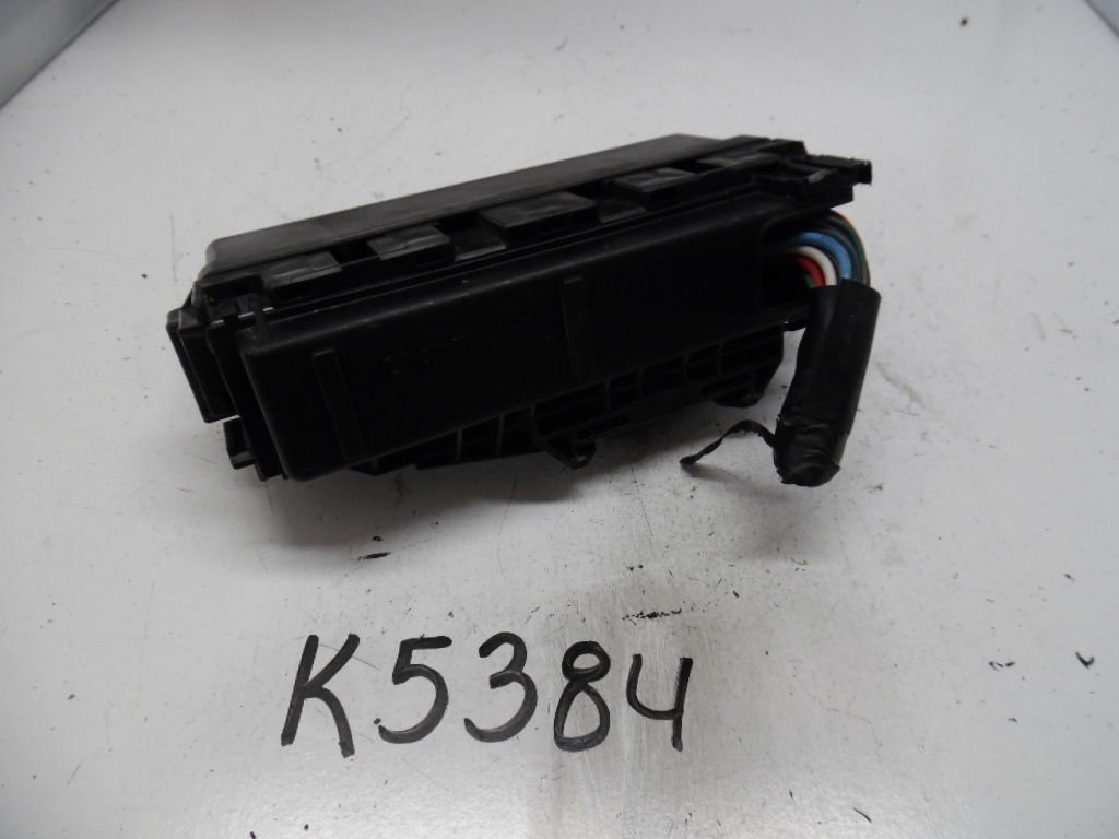 Infiniti Nissan M35 M45 Juke Leaf 24382 Eg002 Fuse Box For 2003 Relay Unit Module K5384 Automotive