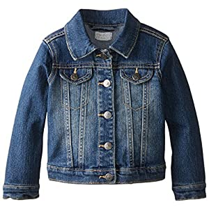 The Children's Place baby-girls Toddler Denim Jacket