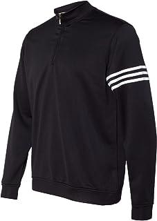 adidas zip shirt