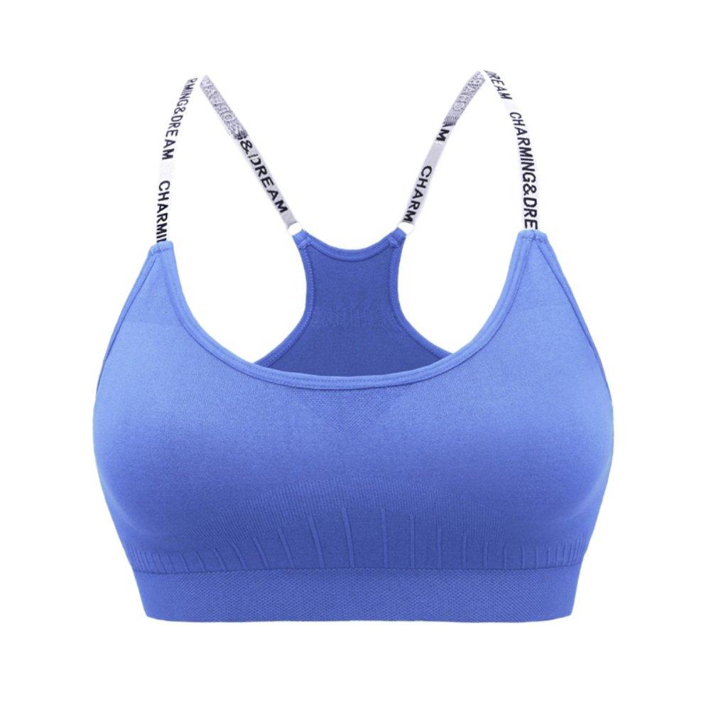 ESHOO Femme Soutien-Gorge de Sport Brassière Bra Push Up pour Running Yoga  Fitness Jogging Gym  Amazon.fr  Vêtements et accessoires 5b0a8ced4f4