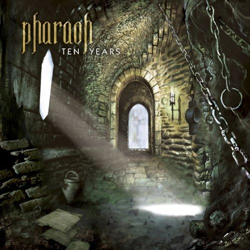 Pharaoh: Ten years (Audio CD)