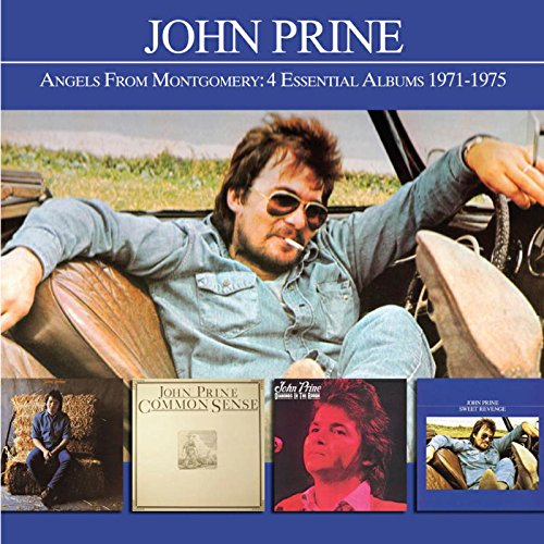 John Prine - Angels From Montgomery: 4 Essential Albums 1971-1975 - Zortam Music
