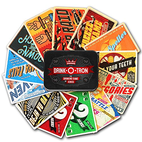 (Prodigal Creative Drink-O-Tron: The Drinking Game of Kings)