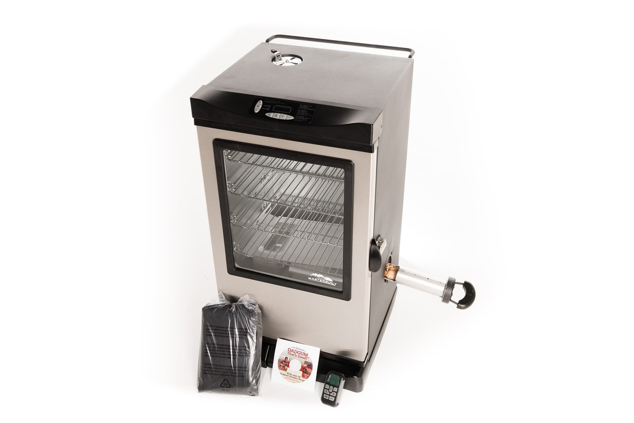 Masterbuilt 20077615 Digital Electric Smoker Black Friday 2020  Deal