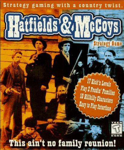 Country Twist (Hatfields & McCoys Strategy Gaming with a Country Twist.)