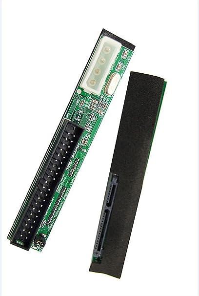 SATA Drive To IDE Adapter 44 Pin 25 HDD Laptop Hard