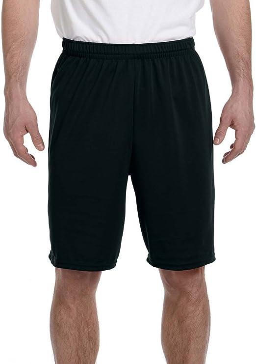 Augusta Sportswear Herren Trainingsshorts mit Taschen