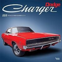 Dodge Charger 2019 Calendar