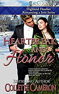 Heartbreak And Honor by Collette Cameron ebook deal
