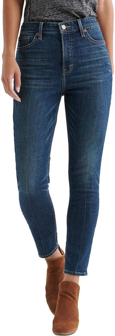 Amazon Com Lucky Brand Pantalones Vaqueros Para Mujer De Alta Calidad 29 Cintura X 29 Largo Clothing