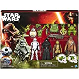 Star Wars The Force Awakens Forest Mission Exclusive Action Figure 5-Pack
