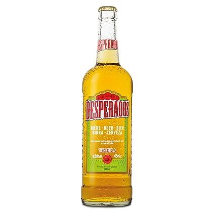 Desperados Cerveza Botella - 650 ml