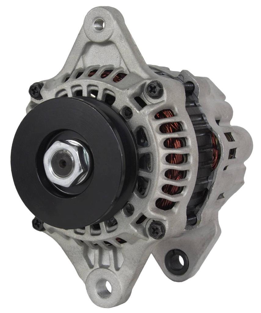 Alternator Fits Ford Tractor 1720 1725 1920 1925 2120 3415 Wiring Diagram Shibaura Sba 18504 6320 Automotive