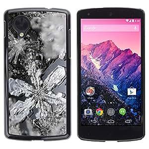 "For LG Nexus 5 D820 D821 , S-type Naturaleza Hermosa Forrest Verde 194"" - Arte & diseño plástico duro Fundas Cover Cubre Hard Case Cover"
