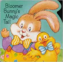 Bloomer bunny 39 s magic tail bloomer bunny carlton cards for What is the easter bunny s phone number