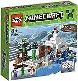 LEGO Minecraft 21120 - Il Nascondiglio nella Neve, Gioco di Costruzioni