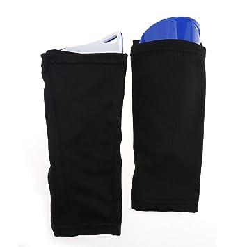 1 para Fu/ßball Schutzsocken Mit Tasche F/ür Fu/ßball Schienbeinschoner Beinmanschetten Unterst/ützung Schienbeinschutz Erwachsene Kinder Unterst/ützen Socken