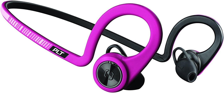 Plantronics BackBeat Fit II - Auriculares Deportivos inalámbricos, Color Fuchsia