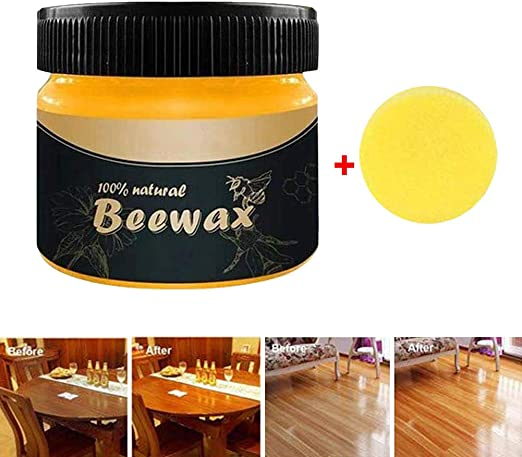 Amazon Com Wood Seasoning Beewax Traditional Beeswax Polish For