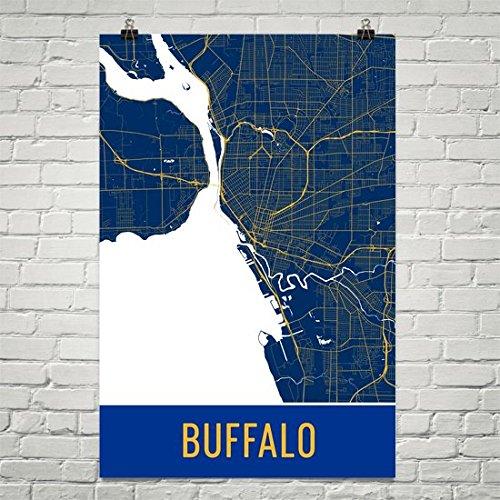 buffalo poster prints