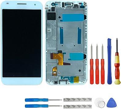 swark Pantalla LCD para Huawei Ascend G7 Marco + Pantalla Táctil ...