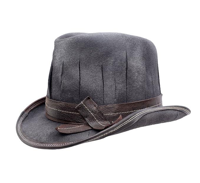 Move Roma - Sombrero Trilby Hombre Sparow - Talla 60 cm  Amazon.es  Ropa y  accesorios 9a7168f4b7b