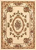 "Well Woven Timeless Le Petit Palais Ivory Traditional Area Rug 2'3″ X 3'11"" Review"