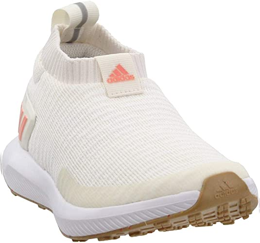 adidas RapidaRun Chaussures de Course à Pied sans Lacets ...