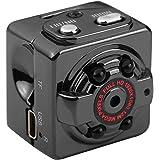 PURESTフルHD 高画質超小型 隠しカメラ ビデオカメラ 赤外線ライト暗視撮影スパイカメラ搭載 動作検知付き 充電しながら撮影監視、動画、写真など対応 1200万画素 防犯カメラ録画・録音 防犯 証拠撮影対応